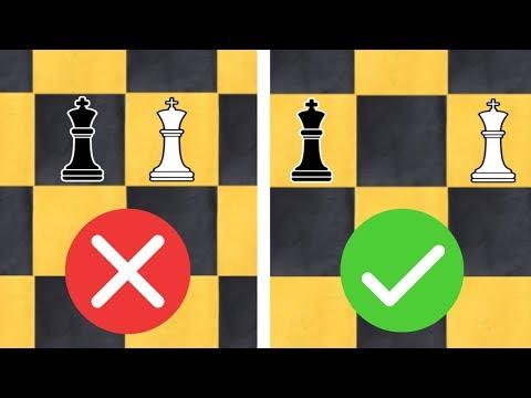Как играть в шахматы. Видеоправила для начинающих