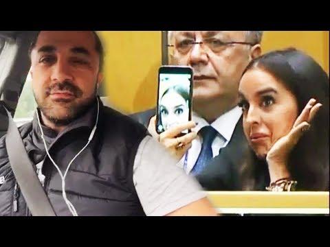 Orduxan Leyla Əliyevanın BMT selfie-si haqda (Maksimum Beyen!)