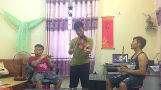 Tình Yêu Thiên Chúa Hoà Tấu Sáo Trúc - Violin