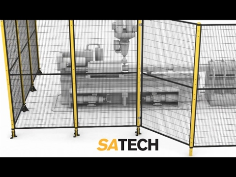 SATECH Guarding - Basic System