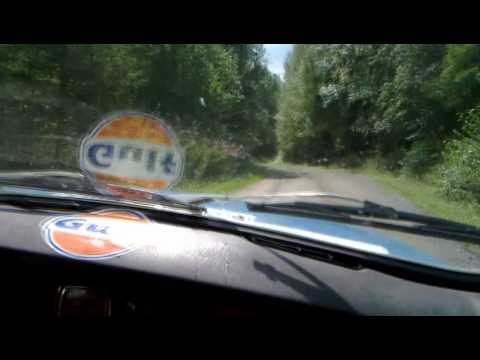 Saab 96 V4 Rally -  Ex Works Leo Kinnunen (incar)