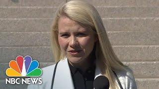 Elizabeth Smart On Kidnapper Wanda Barzee: She Is A Threat | NBC News