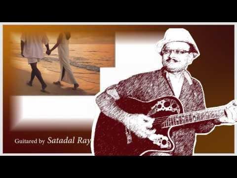 Tum Hi Ho - Aashiqui 2 - Guitared By Satadal Ray