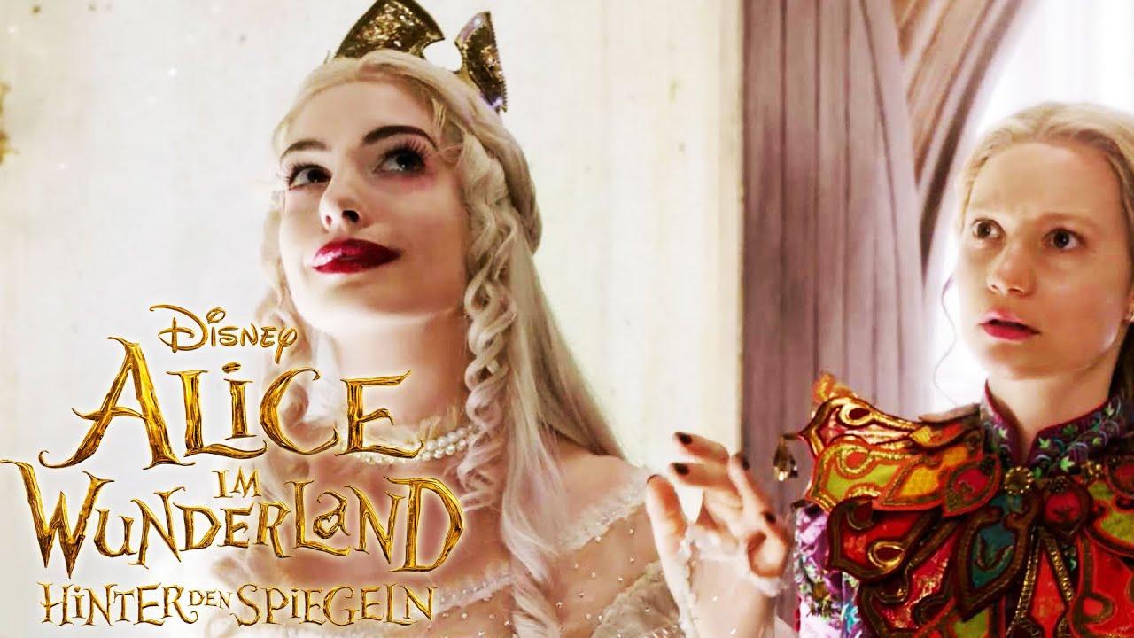 Alice Im Wunderland Hinter Den Spiegeln Hypnotic Disney Hd