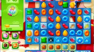 Candy Crush Saga Jelly Level 502