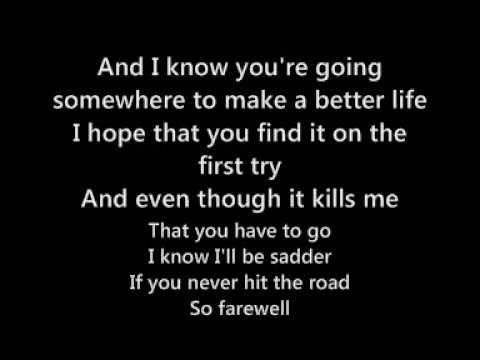 Rihanna - Farewell Lyrics