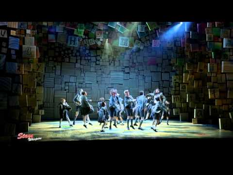 Matilda the Musical - Australian Cast.