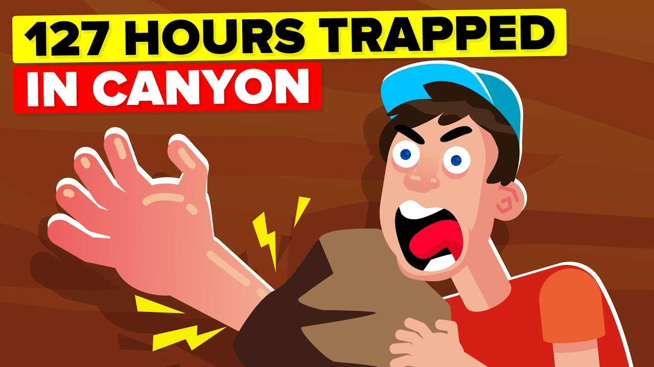 I Was Trapped In A Canyon For 127 Hours