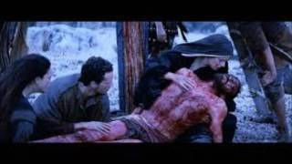 Jesus is carried down - Passion of the Christ Soundtrack
