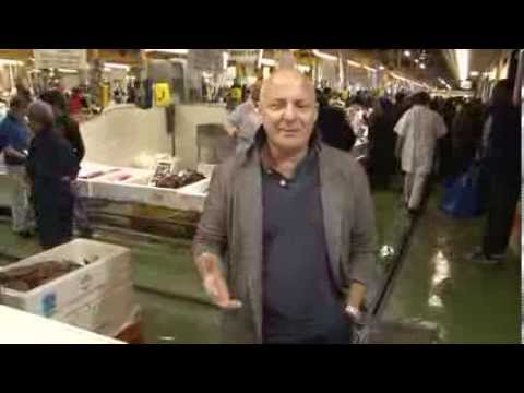 Aldo Zilli - Italian Fish Masterclass