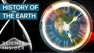 Putting The History Of Earth Into Perspective