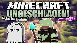 R.I.P. - Grabsteine bauen! - Minecraft UNGESCHLAGEN #26 - Ender Games | ungespielt