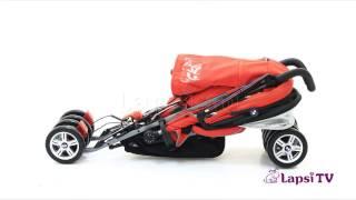 Огляд коляска-тростина Maclaren BMW M (Макларен БМВ М)
