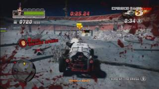 Blood Drive Review Gameplay (X360 PS3)