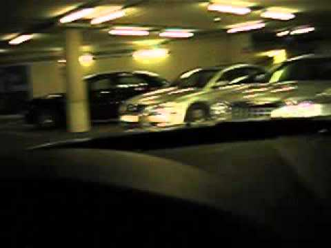 Returning Rental Car To Frankfurt Airport In 2004 Youtube