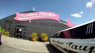 Amazing Skydive Over Taupo - New Zealand 2016