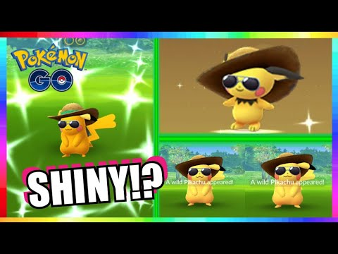 summer-shiny-pikachu-+-pichu-found-in-pokemon-go!?