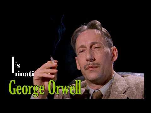 George Orwell vs illuminati
