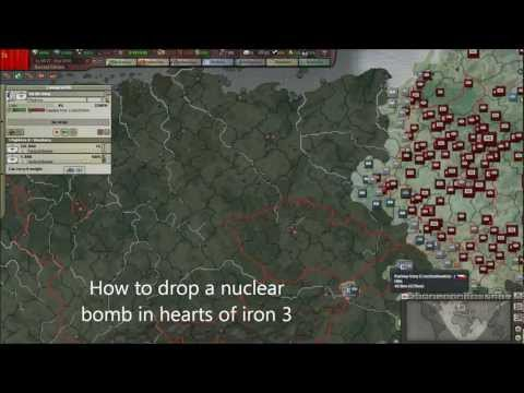 hearts of iron 3 nuclear bomb