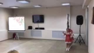 Современные матрешки -танец на день матери.