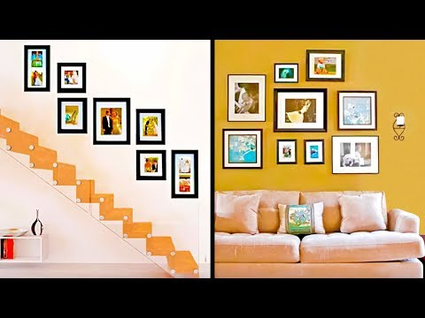 30 WAYS TO HANG PICTURES BEAUTIFULLY
