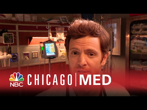 Chicago Med - The Magic of Halstead's Hair (Digital Exclusive)