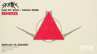 Ragga Bomb Mothership Mashup Electro Mind Visuals - Skrillex & Rudeboy 57 ft. Ragga Twins | RaveDJ