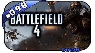Battlefield 4 Multiplayer #098 - Mit der Schüssel - Let