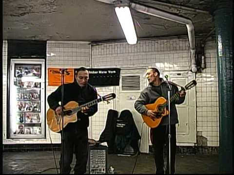 "Street Music and the Busking Adventures - ""Gimagua"" Manhattan, New York  episode 11"