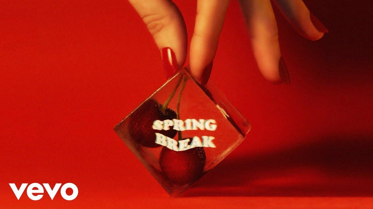 AJ Mitchell - Spring Break (Audio) ft. Rich The Kid