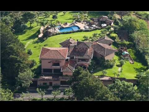 Escazu San Antonio Tropical Mansion with Magnificent Views. 2,6 Million