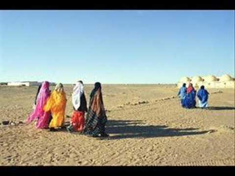 Saharawi women