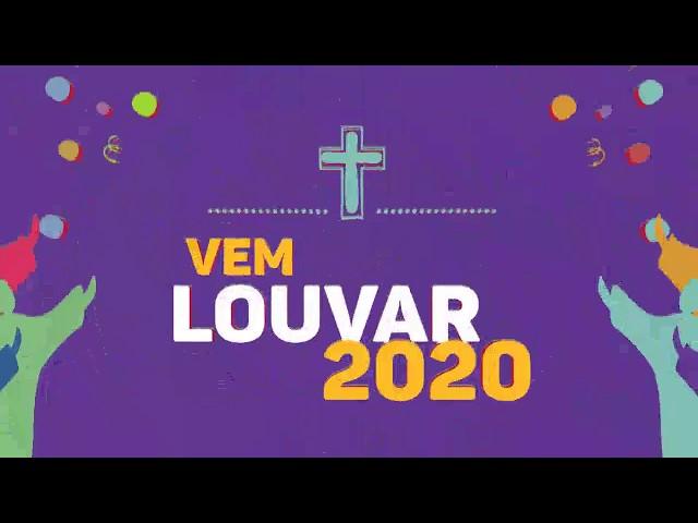 VEM LOUVAR 2020 -  PREGAÇÃO - Não vos conformeis com este mundo com Flávio Amorim