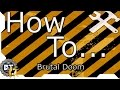How to Install - Brutal Doom Mod [V20]