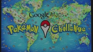 Google Maps Desafio Pokemon en Español Free HD Video
