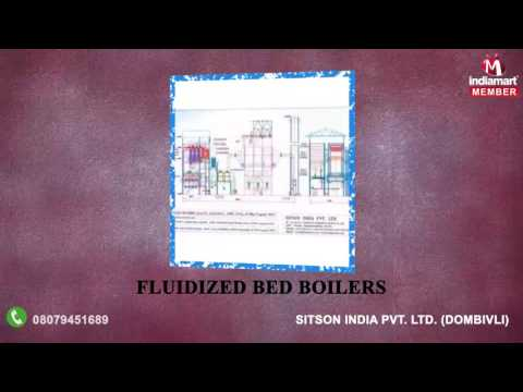 Industrial Boilers And Air Pollution Control Equipment By Sitson India Pvt. Ltd., Dombivli