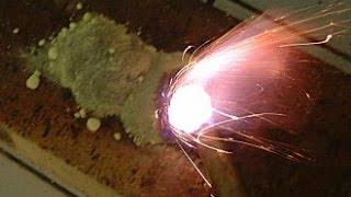 Iron Sulphide Experiment