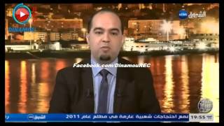 هنا الجزائر مناظرة بين ابو جرة سلطاني و رشيد بوجدرة....الجزء 1
