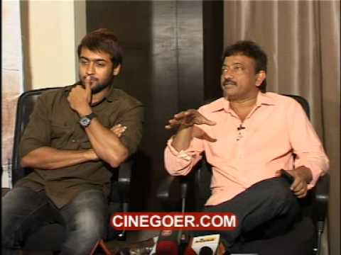 Suriya Talks About Rakta Charitra 2 (Part 2)