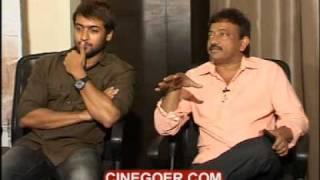 Suriya Talks About Rakta Charitra 2 (Part 2)