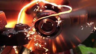 Алмазные пластины за копейки - Протачиваю Карбид Вольфрама - Сверхтвердые материалы