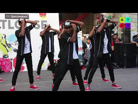 Hip Hop & Western Dance Showcase by Anna University Students | Unmaad 2018