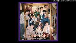 Wanna one (워너원) – to be (outro.) [1-1=0 (nothing without you)]