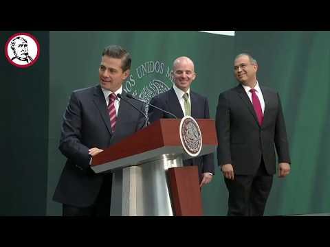 Peña Nieto se equivoca en el destape de Meade