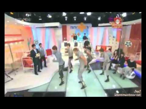 kpop idols imitating miss a breathe