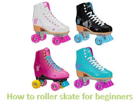 How to roller skate for beginners youtube