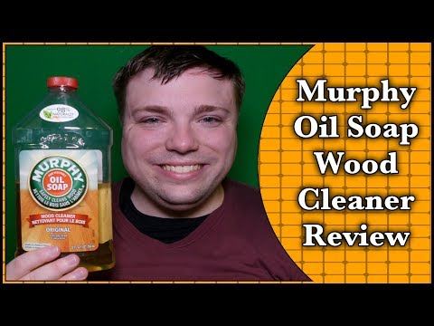 Best Wood Cleaner? - Murphy Oil Soap Wood Cleaner Review - MumblesVideos Product Review