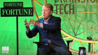 Where is Cisco going?(John Chambers, CEO of Cisco, discusses how Cisco will be changing in the upcoming years. Want to see more video from this year's Brainstorm Tech ..., 2014-07-15T16:11:00.000Z)