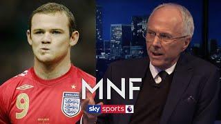Sven-Göran Eriksson picks his ULTIMATE England XI 🏴 | MNF