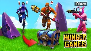 *NEU* HUNGER GAMES Modus in FORTNITE!